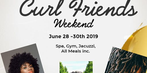 CURL FRIENDS SPA WEEKEND