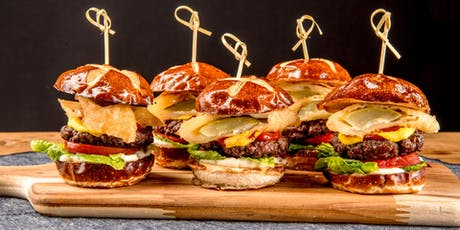 Cooking with Chef Eric Wells -  Slider Night tickets