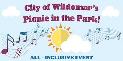 City of Wildomar's All-Inclusive Picnic in the Park