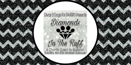 Divas and Dogs for PAAWS Diamonds in the Ruff tickets