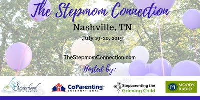 Stepmom Connection July 19-20, 2019