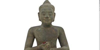 Introduction to Mudras and Pranayama Workshop with Jess Beu