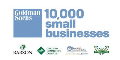 10,000 Small Businesses Info Session - Detroit