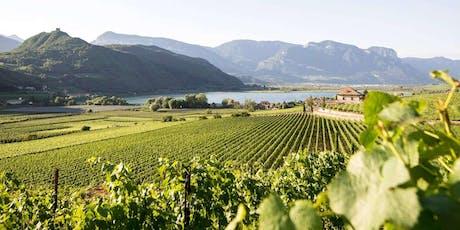 Präsentation Weinguide Südtirol biglietti
