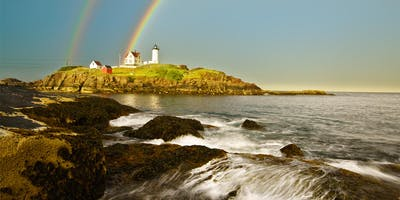 Sunset at Nubble Lighthouse