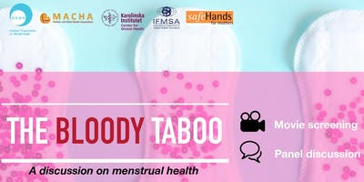 The Bloody Taboo- A discussion on Menstrual Health