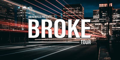 Ian Kenville: Broke Tour - Buffalo NY (East Coast Connect Showcase)
