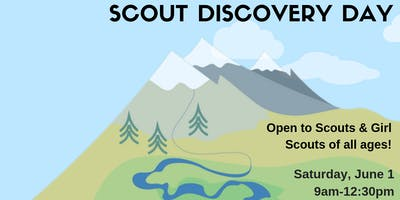 Scout Discovery Day Summer 2019