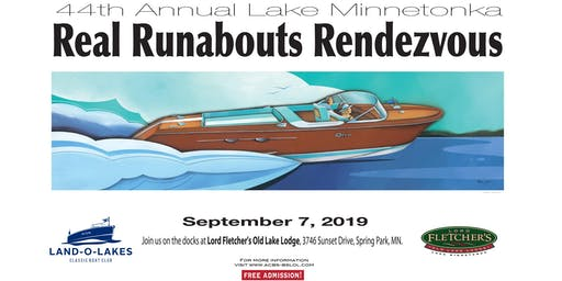 Lake Minnetonka Antique and Classic Boat Show and Rendezvous
