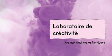 Laboratoire de la créativité billets