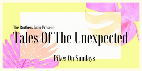 Tales Of The Unexpected with Benji B tickets