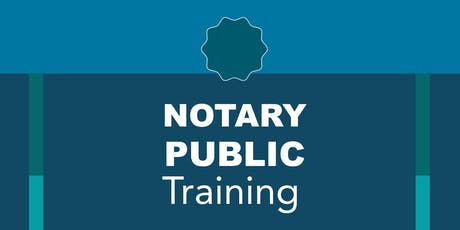 Training for Rhode Island Notaries tickets