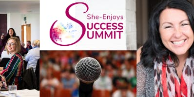 She-Enjoys Business Owners Success Summit