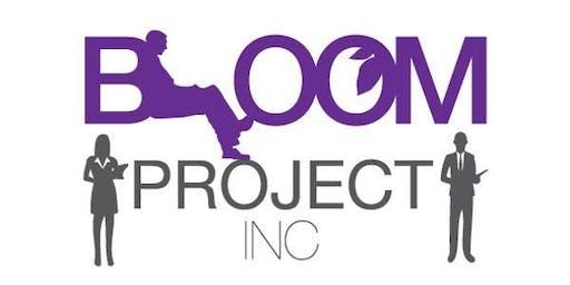 Bloom Project Mentor Mixer