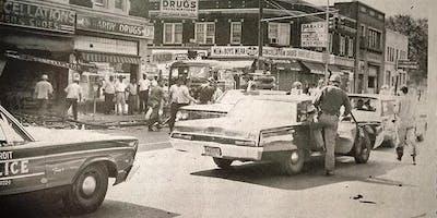 Detroit 1967 Bus Tour