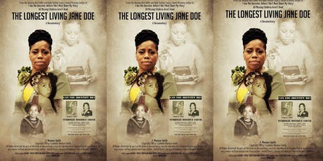 Longest Living Jane Doe Movie Premiere  tickets