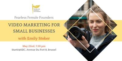 Video Marketing for Small Businesses Workshop