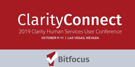 Clarity Connect 2019 tickets