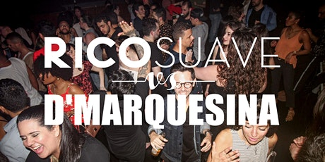 Rico Suave vs D'marquesina: NYC's favorite Latin party tickets