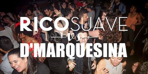 Rico Suave vs D'marquesina: NYC's favorite Latin party