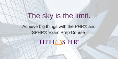Spring '20 PHR® & SPHR® Exam Prep Course by Helios HR