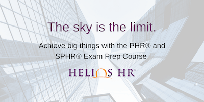 Fall '19 PHR® & SHRM® Exam Prep Course by Helios HR