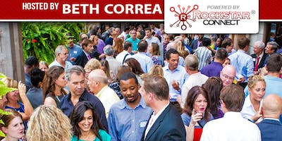 Free Elk Grove Rockstar Connect Networking Event (May, near Sacramento)