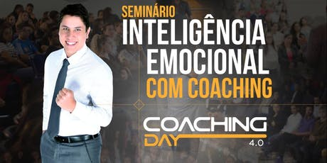 Seminário Coaching Day 4.0 ingressos