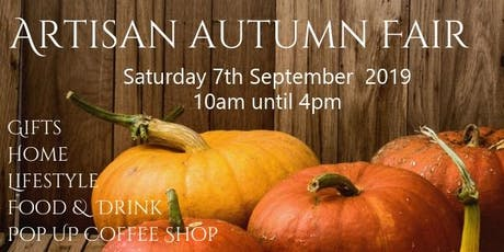 Artisan Autumn Fair at Bawdon Lodge Farm, Leicestershire 2019 tickets