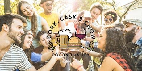 Cork, Cask & Chow Festival tickets