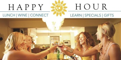 SUNFLOWER SPA HAPPY HOUR