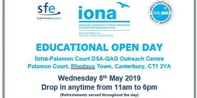 Iona Educational Open Day