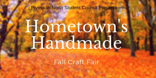 Plymouth North Presents: Hometown's Handmade Fall Fair