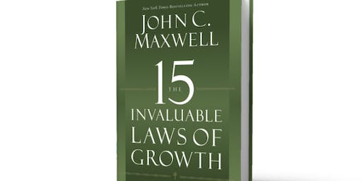 John Maxwell 15 Invaluable Laws of Growth
