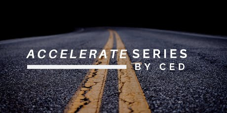 CED Accelerate Series  tickets