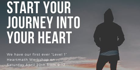 "HeartMath Level 1 Workshop ""Awaken your Heart"" tickets"