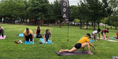 YOGA AT LAKE PARK MUELLER  tickets