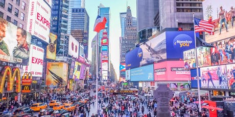 Shades for Migraine Goes to Times Square tickets