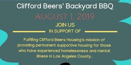 Clifford Beers Backyard BBQ tickets