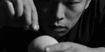 KADO - The Way of Wagashi with Junichi Mitsubori |  菓道 - お点前 三堀純一