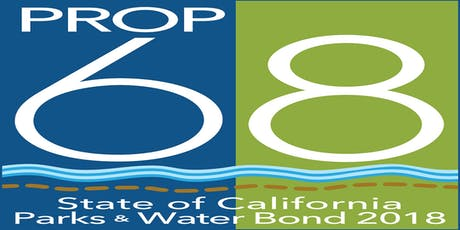 Public Meeting on Draft Prop 68 Groundwater Treatment & Remediation Grant Program Guidelines tickets