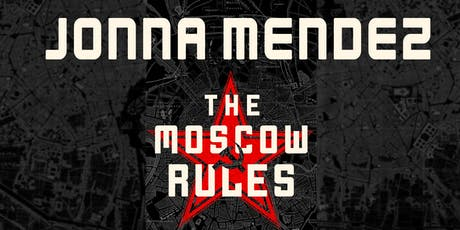 Jonna Mendez: Inside the CIA and the Moscow Rules tickets