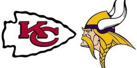 Vikings VS Chiefs Road trip to Arrowhead Stadium