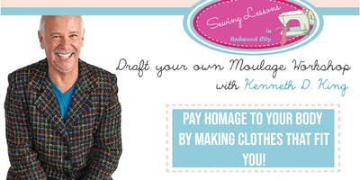 Moulage workshop - pattern making with Kenneth D. King