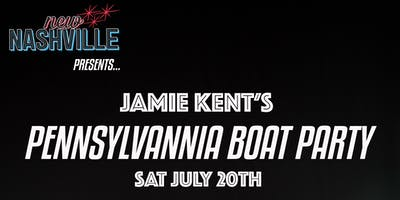 Jamie Kent's Pennsylvania Boat Party