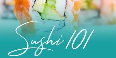 Akihiko SLICED! Sushi Making Class  tickets