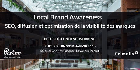"Primelis & Partoo parlent de ""Local Brand Optimization"" billets"