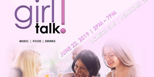 Sisters Supporting Sisters: Girl Talk!