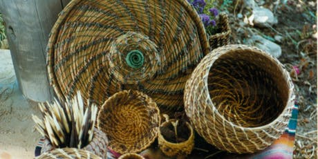 Pine Needle Basket Weaving at SLO Botanical Garden June 29 tickets