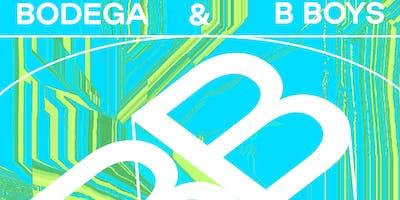B BOYS and BODEGA co-headline with Blues Lawyer